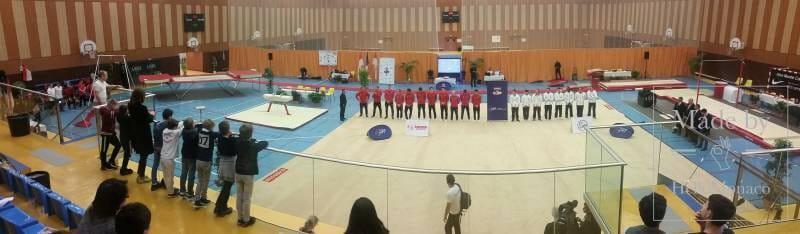 "TOP12: ""Étoile de Monaco"" impressive gymnastics outcome to jump ahead to Semi-finals"