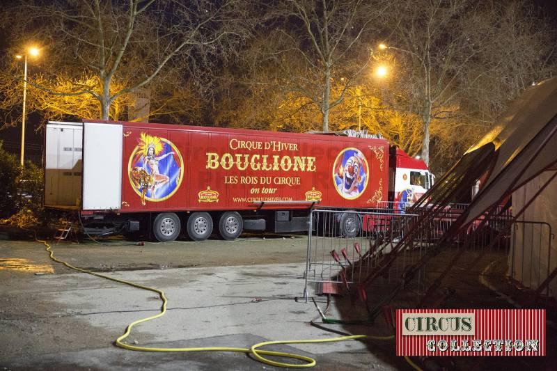 Bouglione on tour 2016 ambiance