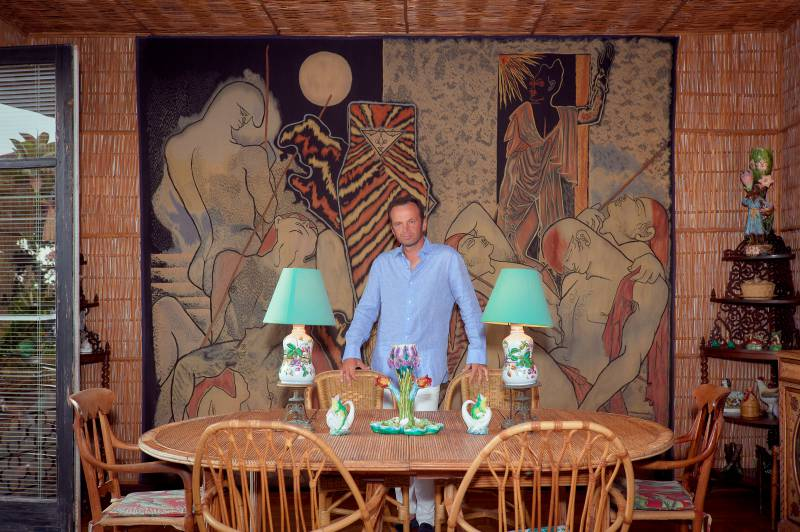 Ilya Melia: Breathing New Life Into Santo Sospir