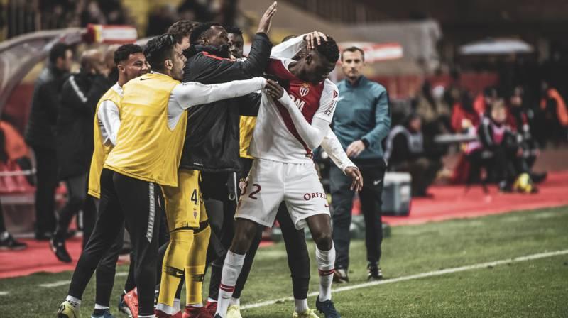 AS Monaco against OGC Nice