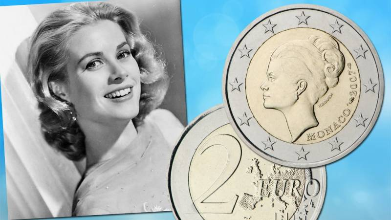 €2 Grace Kelly coin now worth thousands