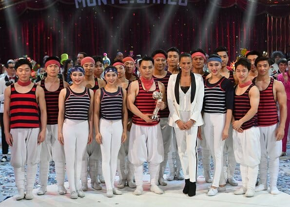 43rd Monte Carlo International Circus Festival in Monaco