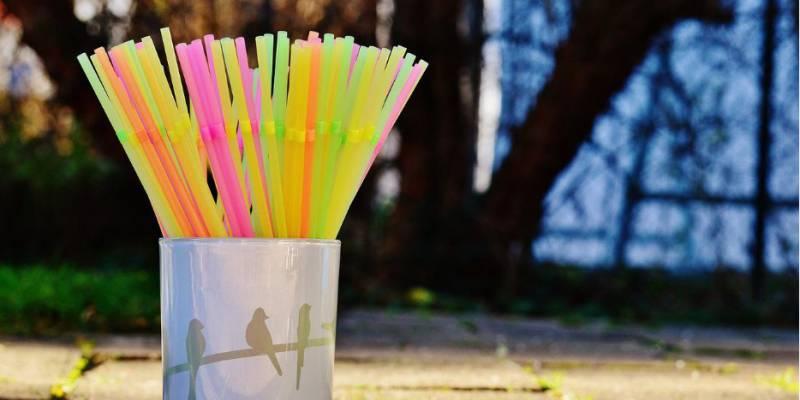 Пластиковые палочки и соломинки отныне запрещены в Монако