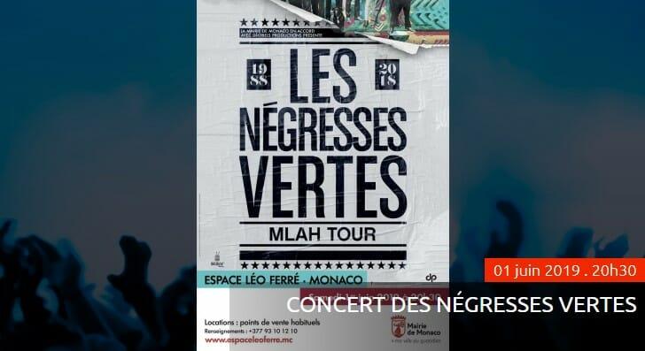 Концерт Les Negresses Vertes