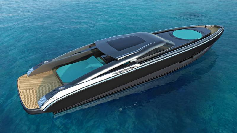 Super RIB: Fiorentino and SACS' new 5000-HP luxury chase boat