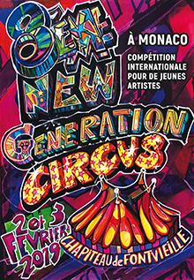 8-й Конкурс молодых артистов цирка «Новое поколение»