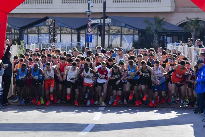 Monaco Run