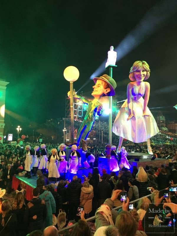 The King of all Carnivals in Nice