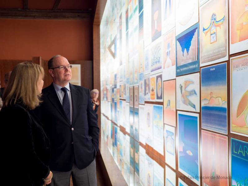 Prince Albert's speech on Climate Change in Brussels