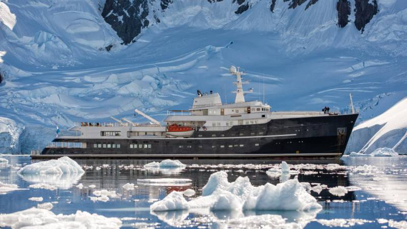 Legend- 77m explorer finds a new owner