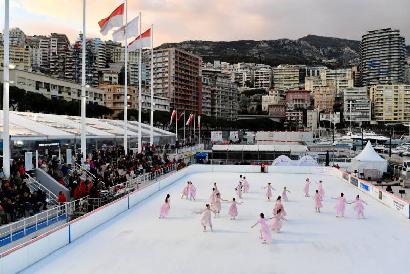 Monaco Ice Skating Champions: Olympic Medallists of the Future