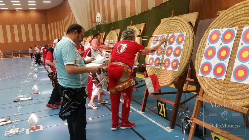 Prince Albert II of Monaco Cup hit the spot at best archery performance