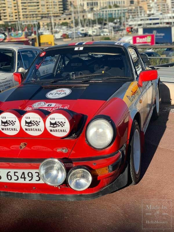 22nd Monte-Carlo Historic Rally: The Roar of Motors and Camaraderie