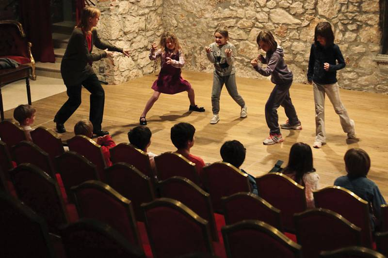 Carnival, Theatre and Tennis for Children during Winter Break