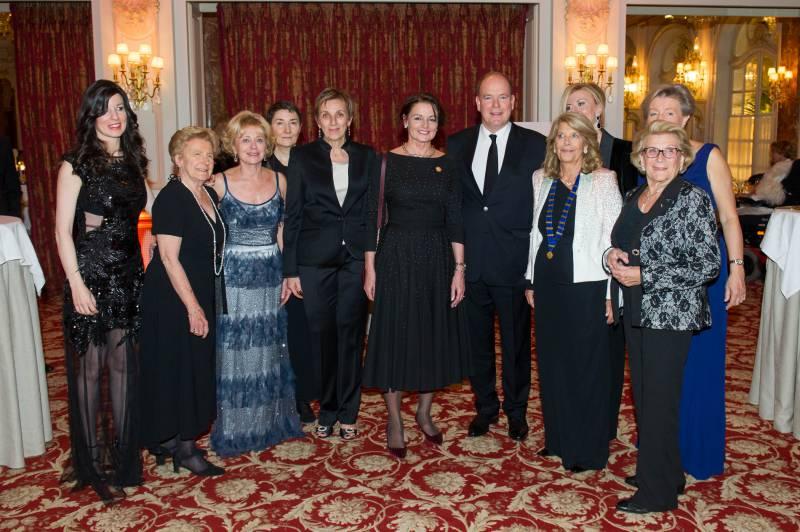 Soroptimist International de Monaco an evergreen organization in the service of others