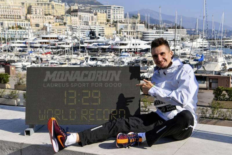 Monaco Run: Two World records Set in the Principality