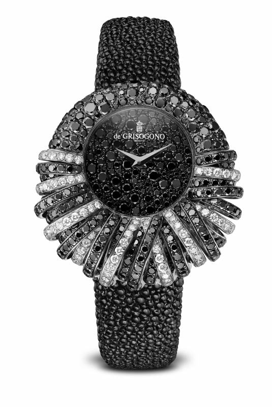 BLACK DIAMONDS - WATCH ALLEGRA 25