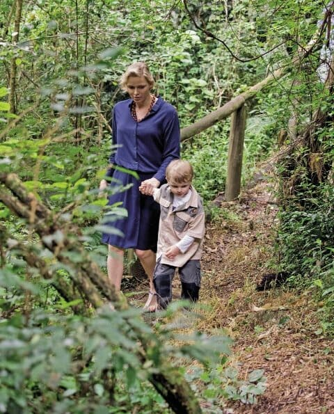Princely Family's Holiday in South Africa