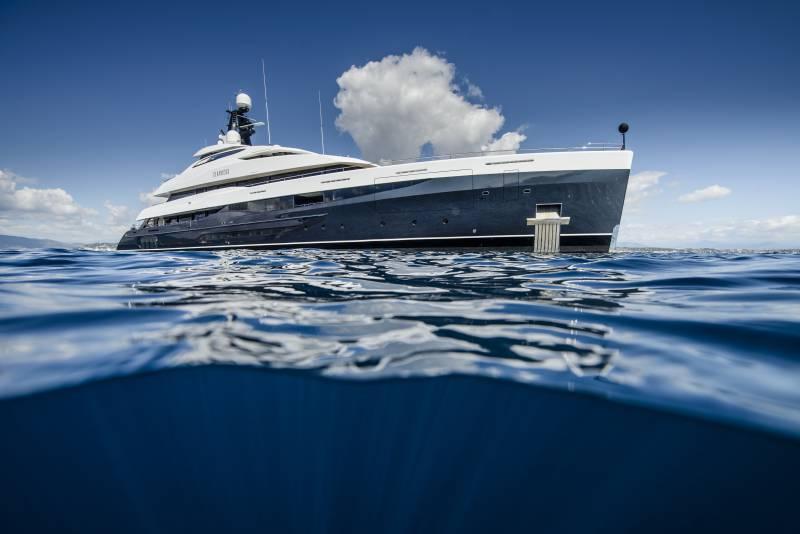 74-meter superyacht Elandess won 4 awards