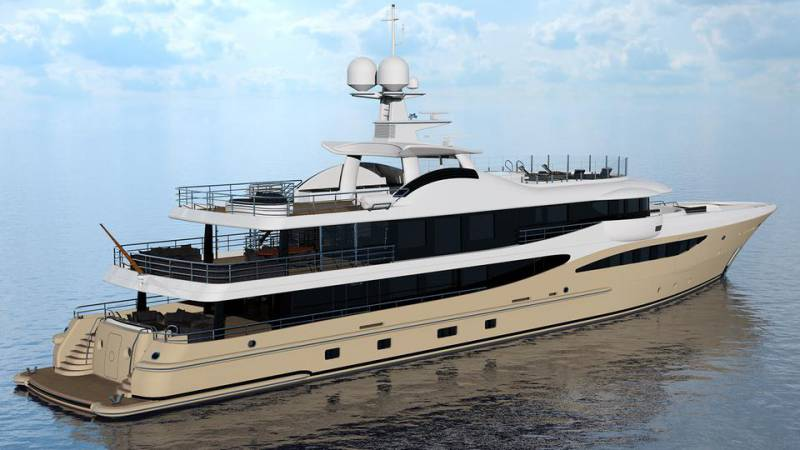 The 25th superyacht Amels 180 sold