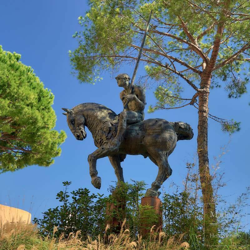 Mysterious Horseman