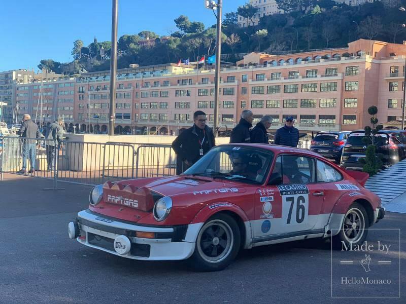 22-е Историческое ралли Монте-Карло: за рёв моторов и солидарность