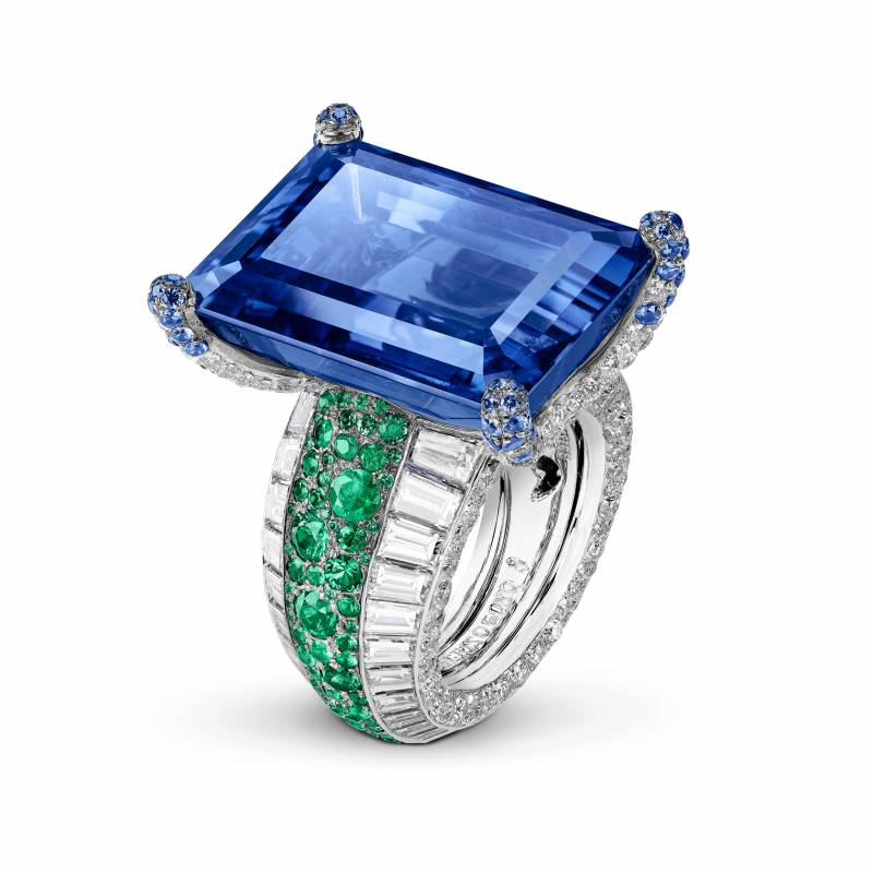 de GRISOGONO - High Jewellery ring