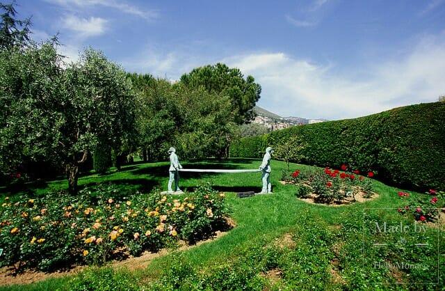 Fontvieille Park