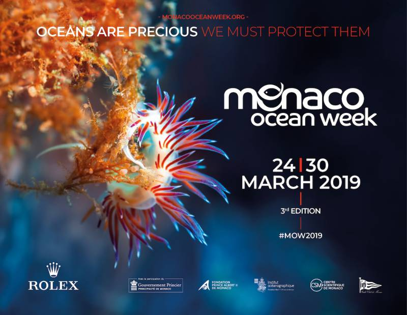 Monaco Ocean Week 2019 to protect our Future