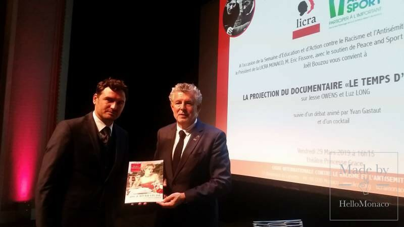LICRA Monaco & Peace and Sport supportive against discrimination
