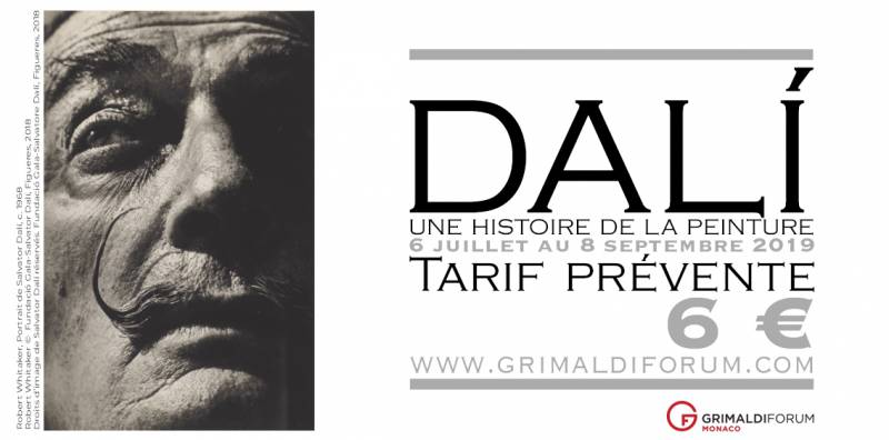 Exhibition - Dali, a History of Painting