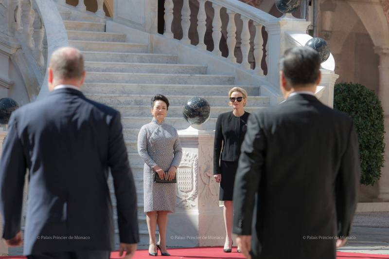 Chinese President's Historic Visit to Monaco