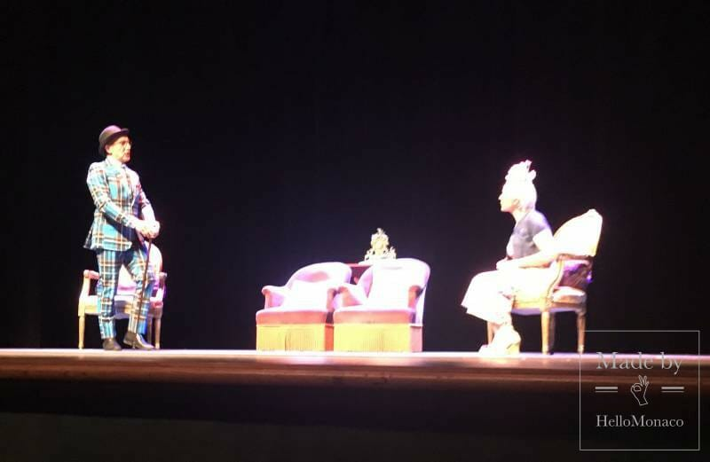 World Theatre Day in Monaco: Applause and Delight for Four Plays at Princess Grace Theatre