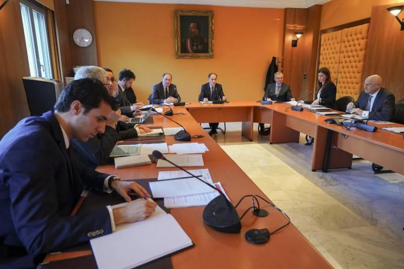 Establishment of SICCFIN Audit Report Review Commission