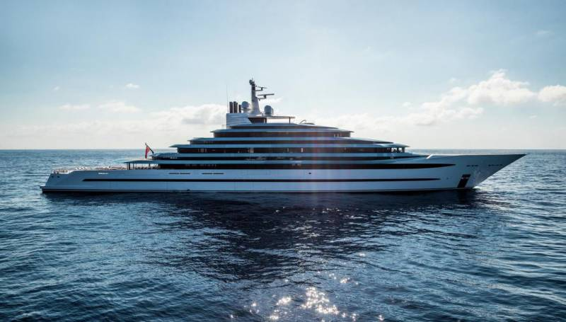 110m Jubilee: Lurssen undertakes the refit of the largest Oceanco yacht