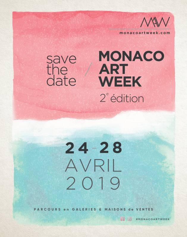 2nd Monaco Art Week