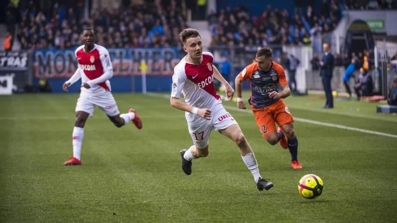 Interview: Aleksandr Golovin, halfback for the Monaco football club