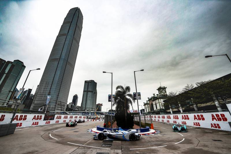 First Triumph in Formula E for Monaco in Hong Kong
