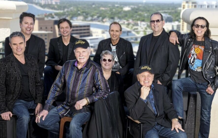 Sporting Summer Festival 2019, Fight Aids Monaco Evening with The Beach Boys