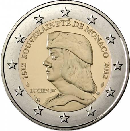 2 euro Lucien
