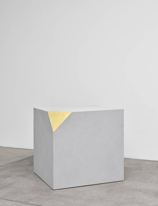 Ettore Spalletti at the NMNM, pure colour