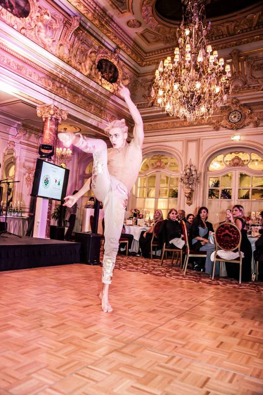 Charity Gala: 15,000 Euros raised for Children and Education