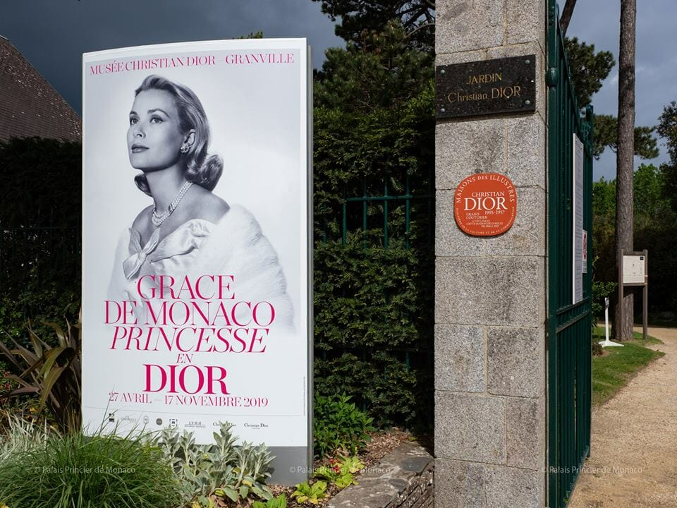 Grace of Monaco, Princess in Dior Exhibition