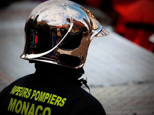 Monaco's Fire Brigade Perfect Lightning Response