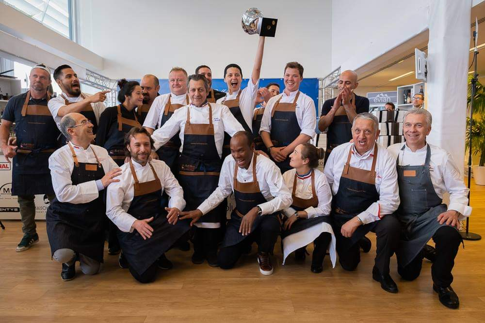 Best Superyacht Chef of 2019