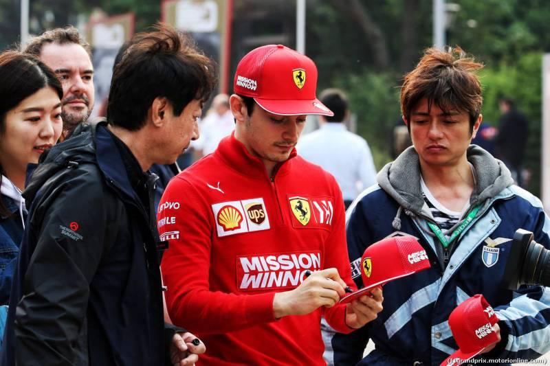 1000th F1 Race in China - Ferrari in the Spotlight of Controversy over LeClerc