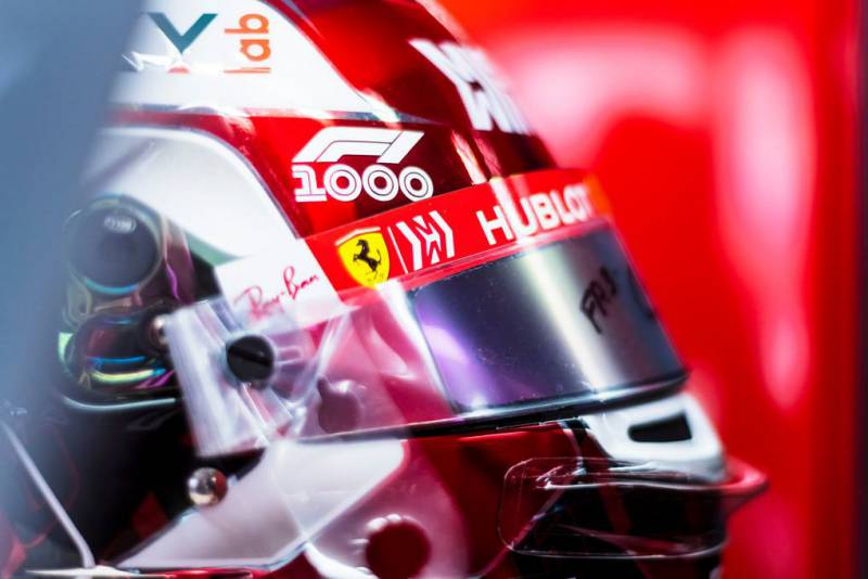 1000th F1 Race in China - Ferrari in the Spotlight of Controversy over LeClerc