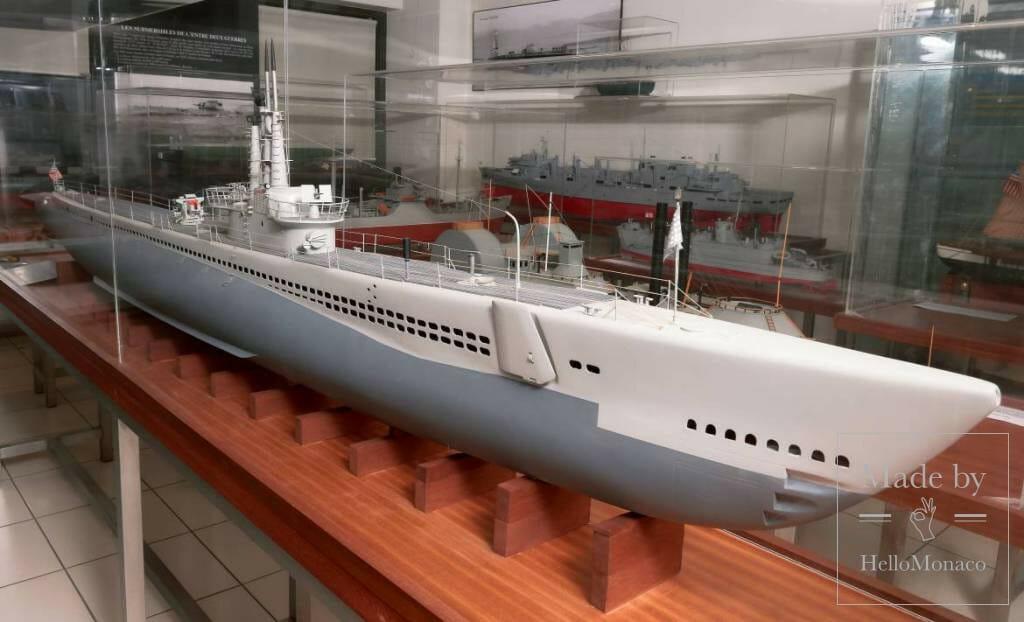 Monaco's Naval Museum