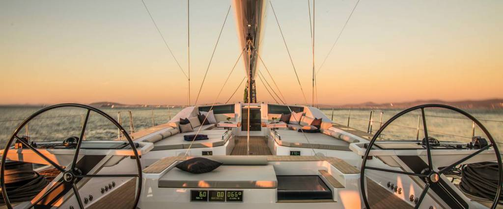 Southern Wind delivers 32m sailing yacht The Power of 2