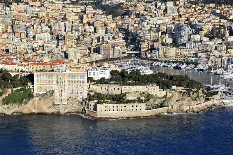 Children show Prince Albert their love for Monaco's Beaches at Monaco Ocean Week